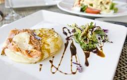 Salada do provolone Imagem de Stock Royalty Free