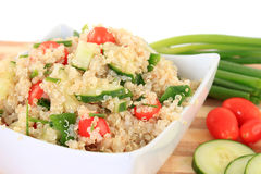Salada do Quinoa Imagens de Stock Royalty Free