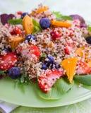 Salada do Quinoa Foto de Stock Royalty Free