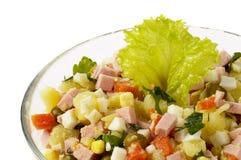 Salada do russo fotos de stock