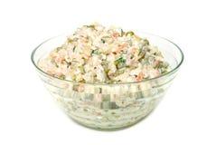 Salada do russo Fotografia de Stock Royalty Free