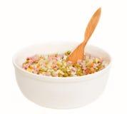 Salada do russo Foto de Stock Royalty Free