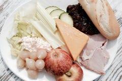 Salada do ` s do Ploughman Imagens de Stock Royalty Free