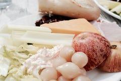 Salada do ` s do Ploughman Fotografia de Stock Royalty Free