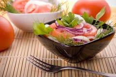 Salada do tomate Foto de Stock