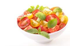 Salada do tomate Imagens de Stock