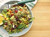 Salada do vegetariano Fotografia de Stock Royalty Free