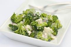 Salada do verão Imagens de Stock Royalty Free
