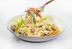 Salada dos cereais Fotos de Stock