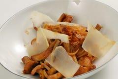 Salada dos cogumelos Imagens de Stock
