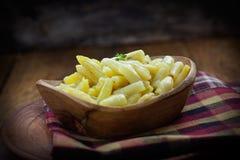 Salada dos feijões franceses Imagem de Stock Royalty Free