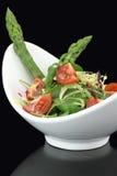 Salada dos vegetais Fotografia de Stock
