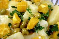 Salada espanhola Imagem de Stock Royalty Free