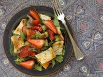 Salada Fattoush Fotos de Stock Royalty Free