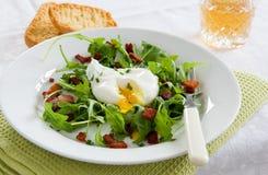 Salada francesa dos restaurantes Foto de Stock Royalty Free