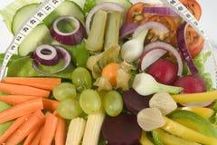 Salada fresca 2 foto de stock