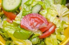 Salada fresca Fotografia de Stock
