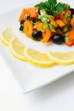 Salada fresca. Fotografia de Stock Royalty Free