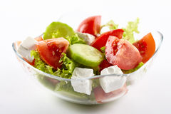Salada fresca Foto de Stock Royalty Free