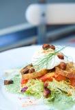 Salada fresca de Lyon Imagens de Stock Royalty Free