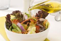 Salada fresca do verão. Foto de Stock