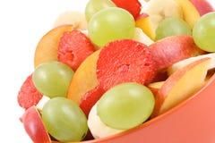 Salada Fruity imagens de stock royalty free