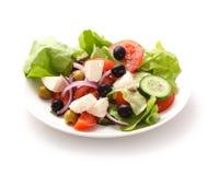 Salada grega Fotografia de Stock Royalty Free
