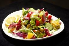 Salada grega imagens de stock