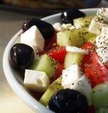 Salada grega Fotografia de Stock