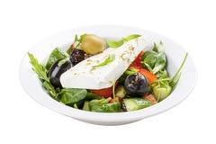 Salada ?grega ? imagens de stock