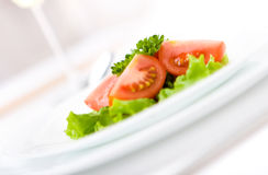Salada italiana foto de stock royalty free