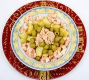 Salada italiana Fotografia de Stock