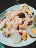 Salada italiana Fotos de Stock Royalty Free