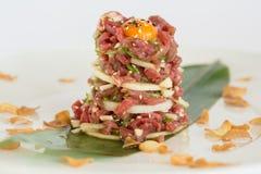 Salada japonesa Fotos de Stock Royalty Free