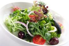 Salada lateral Imagens de Stock