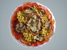 Salada mediterrânea Imagens de Stock Royalty Free