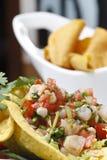 Salada mexicana fotos de stock royalty free