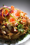 Salada mexicana Imagem de Stock Royalty Free