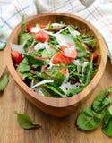 Salada misturada Imagem de Stock Royalty Free