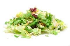 Salada misturada Foto de Stock