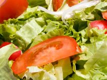 Salada misturada Fotografia de Stock Royalty Free