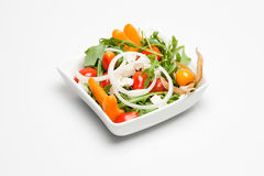 Salada pequena Imagens de Stock Royalty Free
