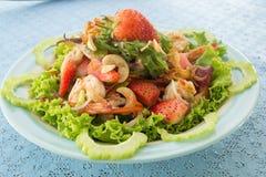 Salada picante Imagem de Stock