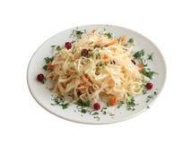Salada polonesa Imagem de Stock