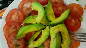 Salada rica Fotos de Stock