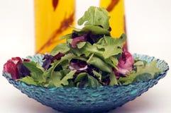 Salada saudável fotografia de stock royalty free