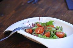 Salada saudável imagem de stock royalty free