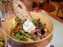 Salada saudável da porca em Mumbai Fotos de Stock Royalty Free