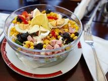 Salada saudável do verão Fotografia de Stock