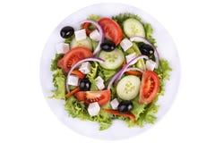 Salada saudável fresca Imagem de Stock